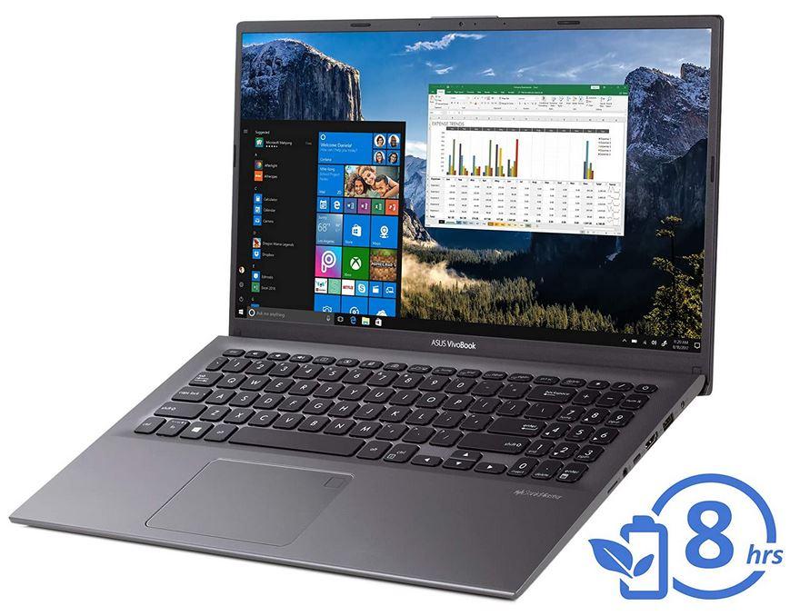 Asus Vivobook F512DA - Slimmest Gaming Laptop