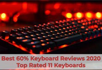 Best 60% Keyboard Reviews 2020 – Top 11 Picks & FAQ's