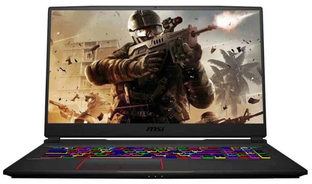 2020 Premium MSI GE75 Raider Gaming Laptop