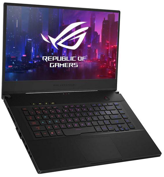 ASUS ROG GU502GW-AH76 Zephyrus M Thin and Portable Gaming Laptop