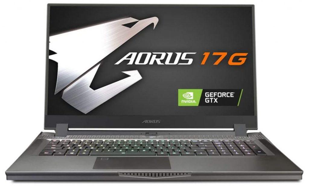 Aorus Rog 17 G SB Performance Gaming Laptop