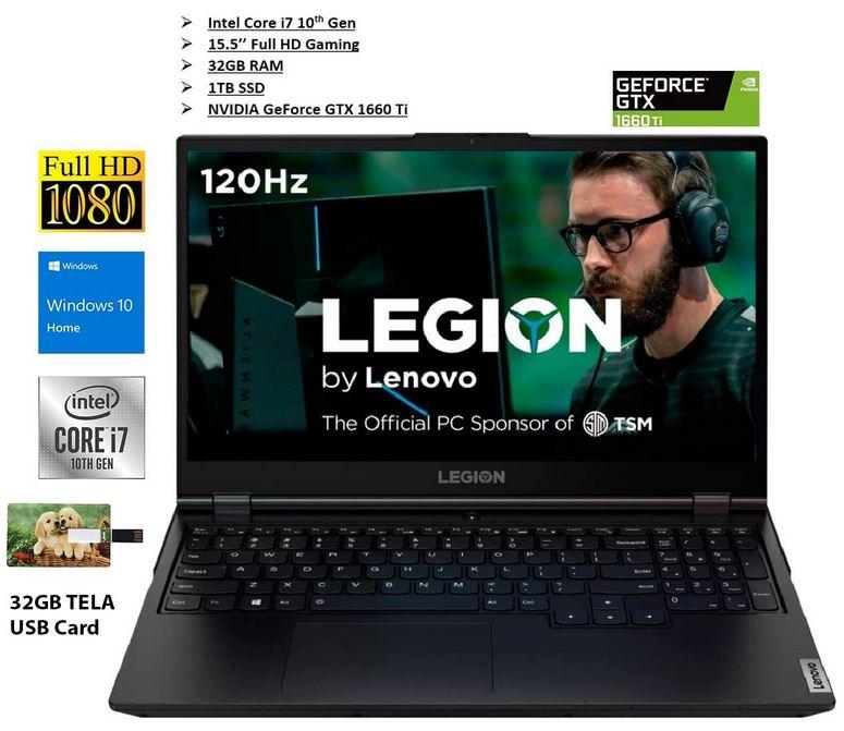 Newest Lenovo Legion 5 15 Full HD