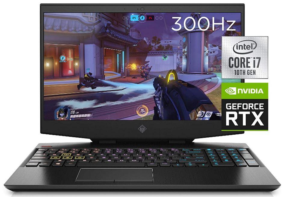 OMEN 15 Gaming Laptop